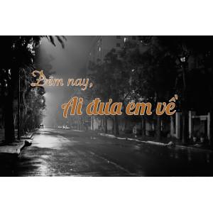 AI ĐƯA EM VỀ - Nguyễn Ánh 9 .